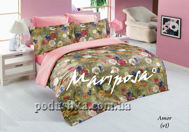 Постельное белье Amor V1, Mariposa