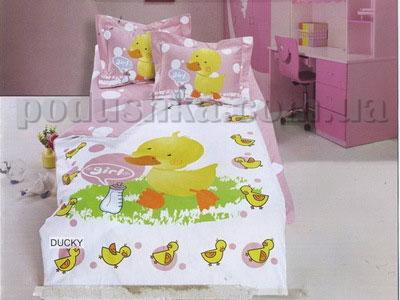 Постельное белье для новорожденных  Arya Ducky
