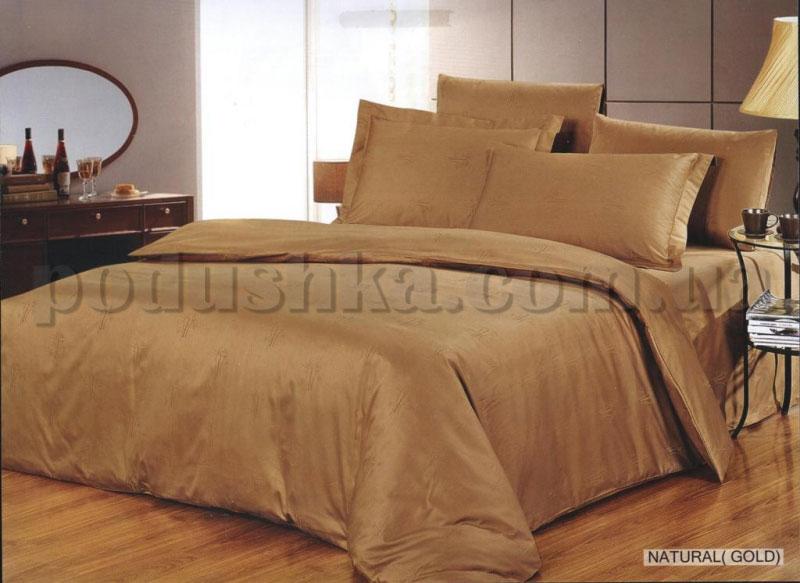 Постельное белье Arya бамбук Natural Gold