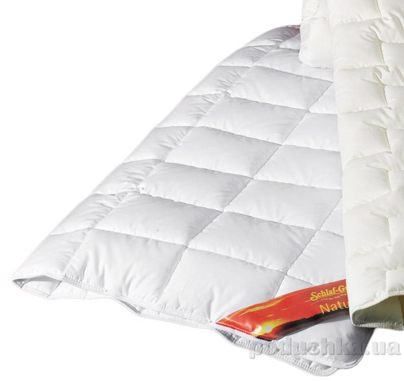 Антиаллергенное одеяло Fan Schlafgut Natur Cotton