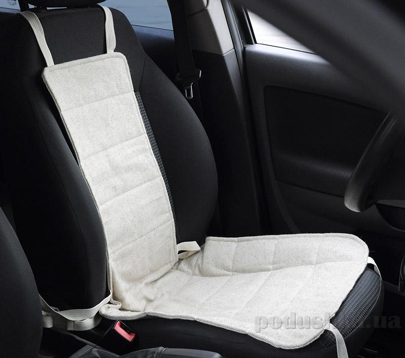 Автонакладка для сиденья Linen 13Ч2001
