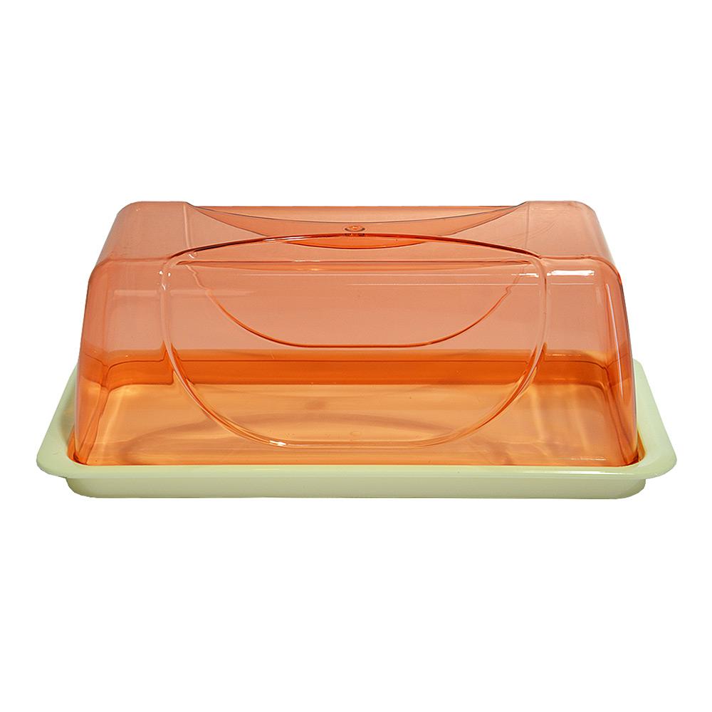 Тортовница прямоугольная Bager цветная BG-426   Bager