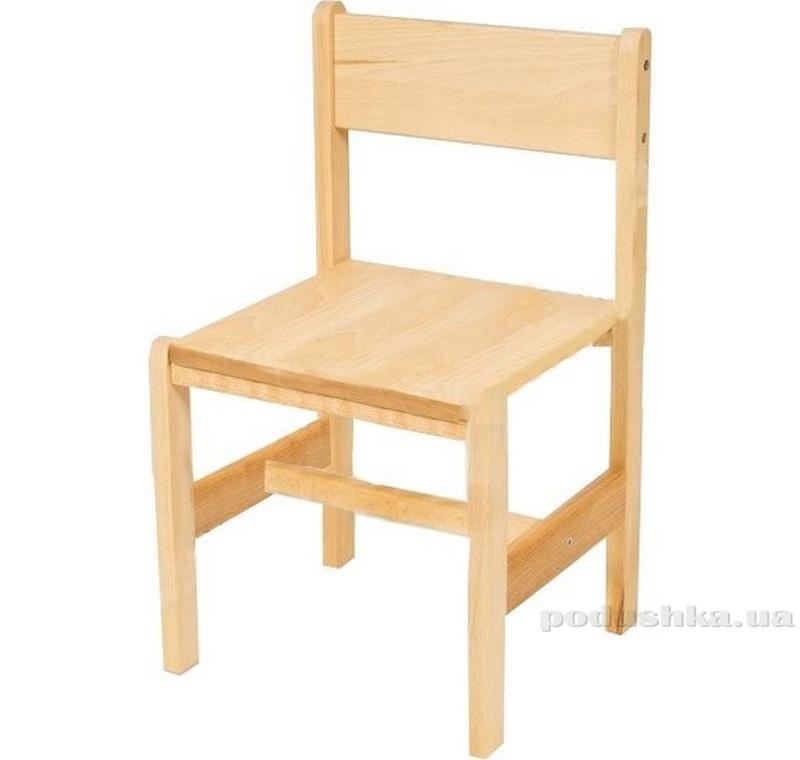 Большой детский стульчик Baby Tilly буковый 59940