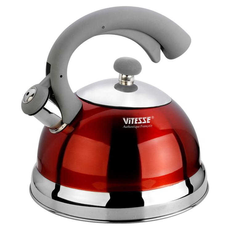 Чайник со свистком Vitesse Lishan VS-1116