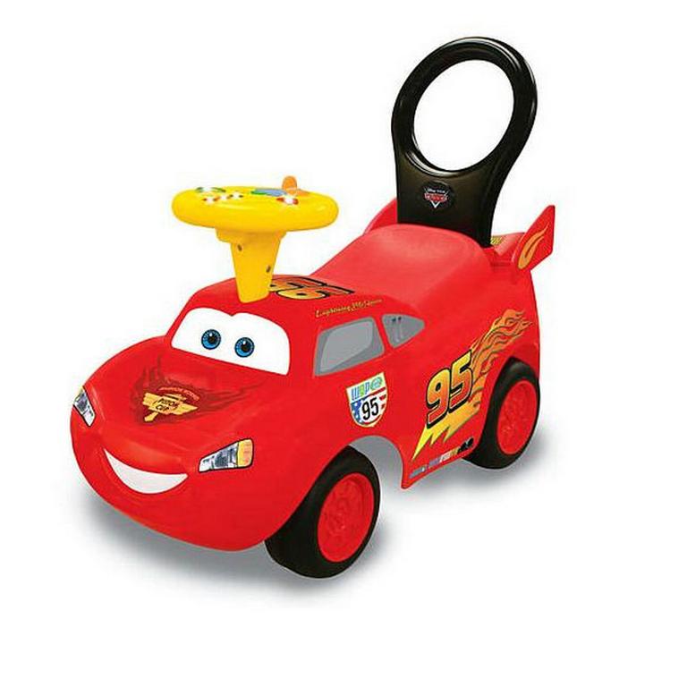 Чудомобиль Kiddieland 043067 Гонщик Красный автомобиль