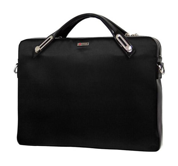 Деловой портфель Derby 0610165 из сатина