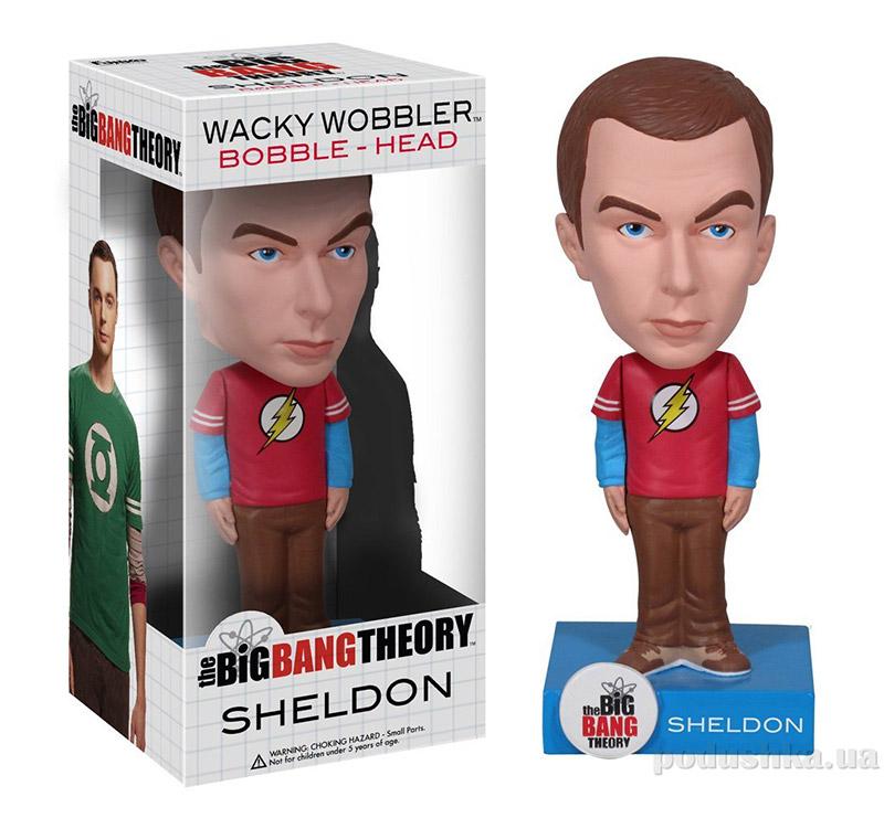 Фигурка Шелдон, который кивает, Теория большого взрыва Funko Big Bang Theory Sheldon