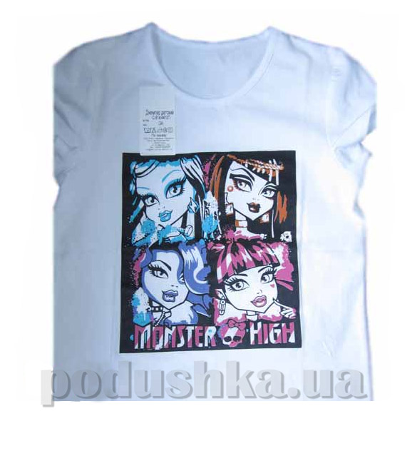 Футболка для девочек Monster High МТФ С 814
