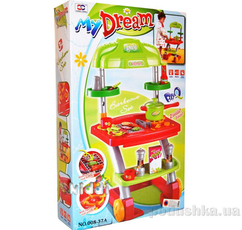 Игровой набор Bambi (Metr+) 008-37 A Кухня 48254