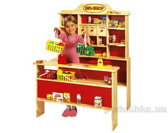 Игровой набор Магазин с прилавком Eichhorn 0002543