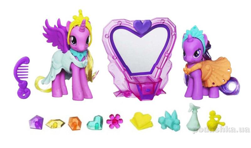 Игровой набор My Little Pony Кристальный набор пони Hasbro A1697
