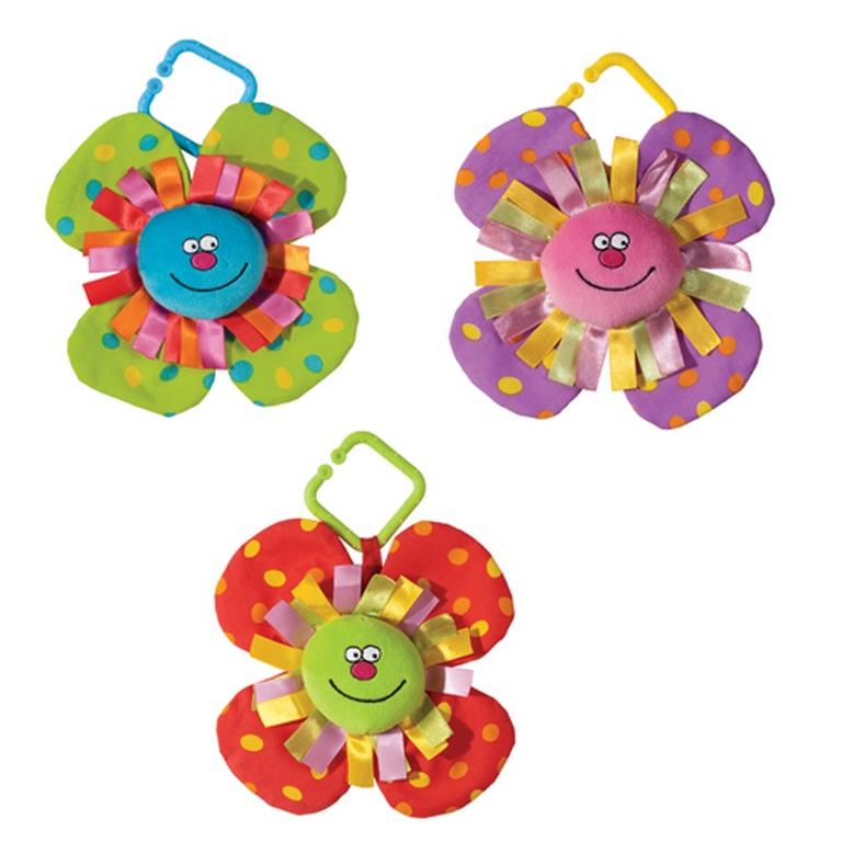 Игрушка подвеска Taf Toys 10535 Музыкальный цветок