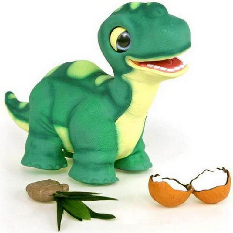 Интерактивная игрушка Little INU 34210BA Динозаврик Инью
