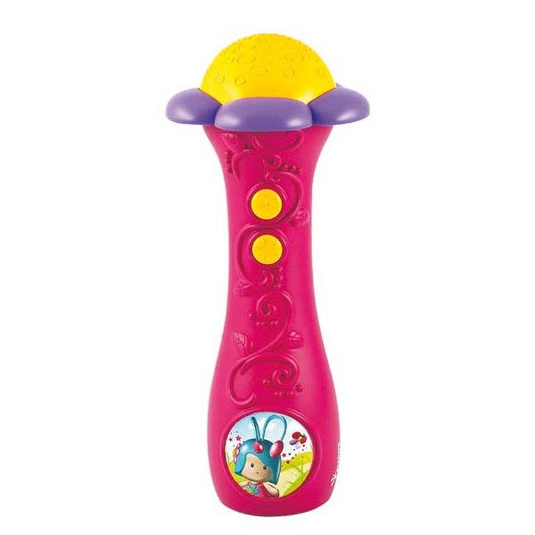 Интерактивная игрушка-микрофон Ouaps 61113 Волшебное караоке Мими