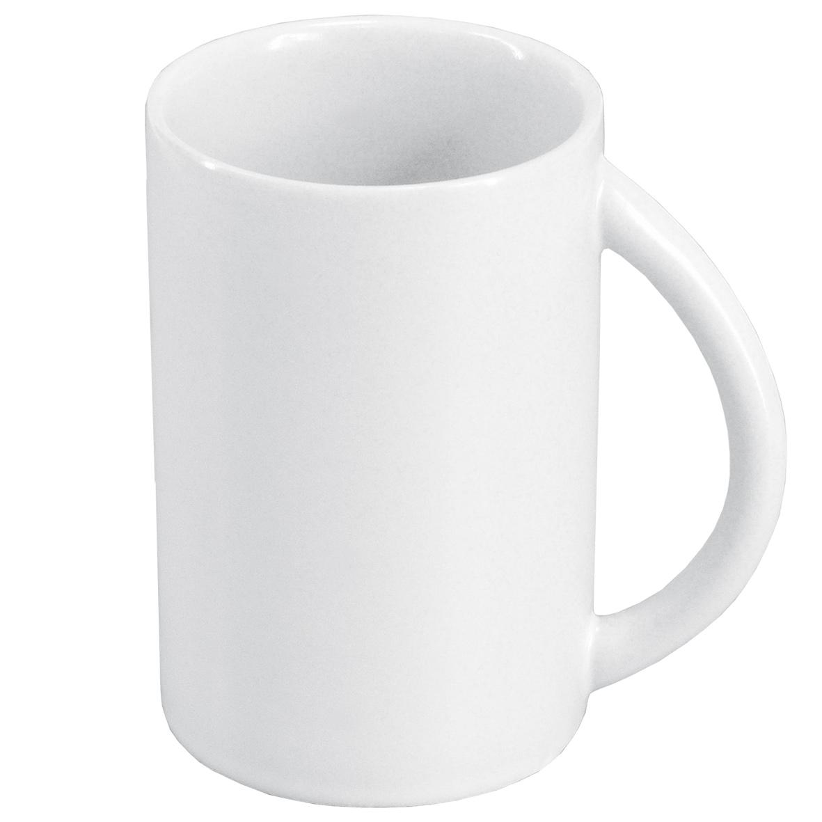 Чашка керамическая МД 350 мл KB847 белая   MД