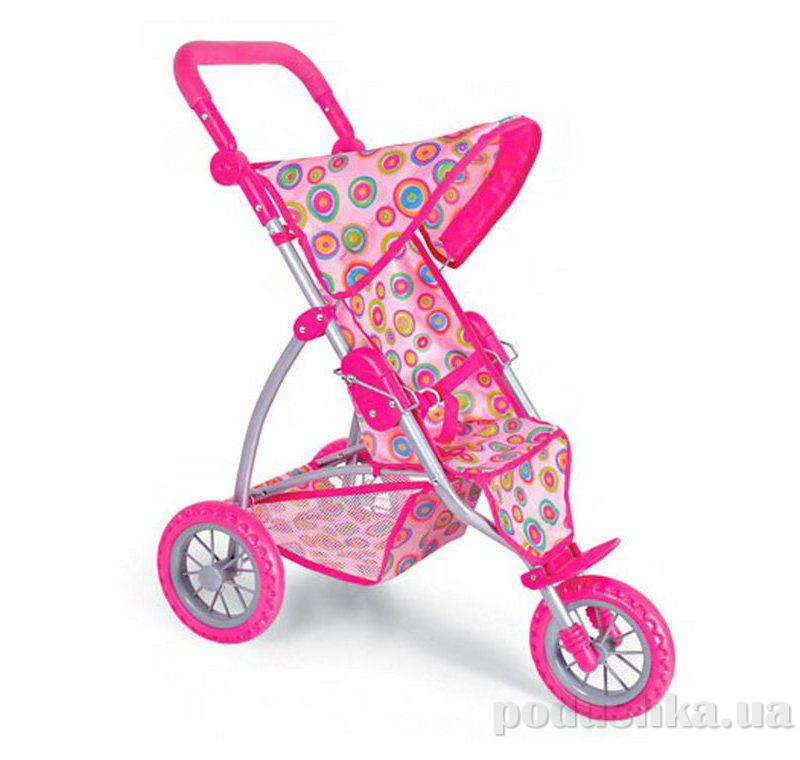 Коляска для куклы Melogo (Metr+) 9354 розовый 57345