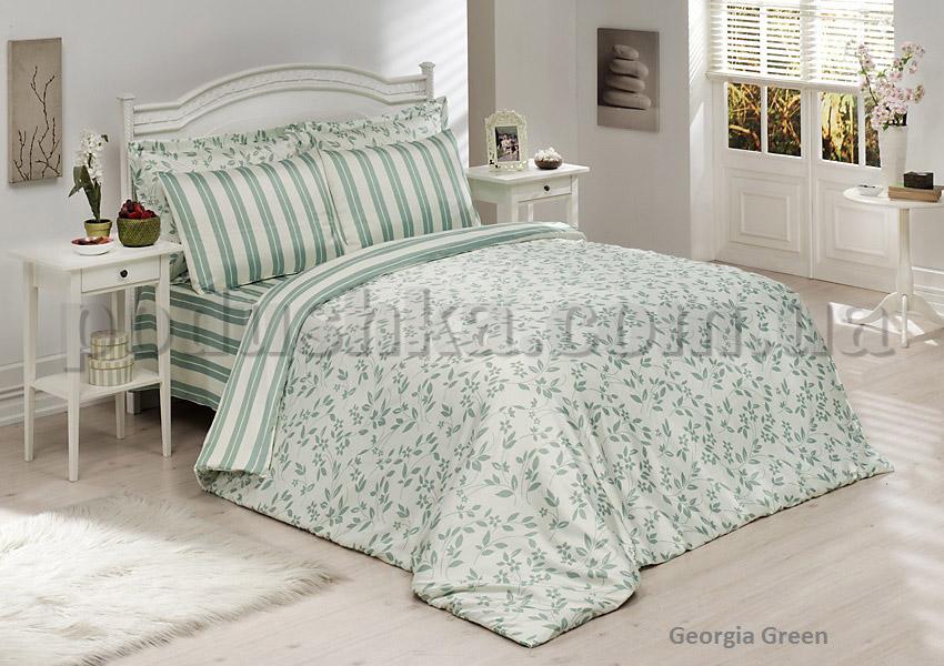 Комплект постели Le Vele Georgia green
