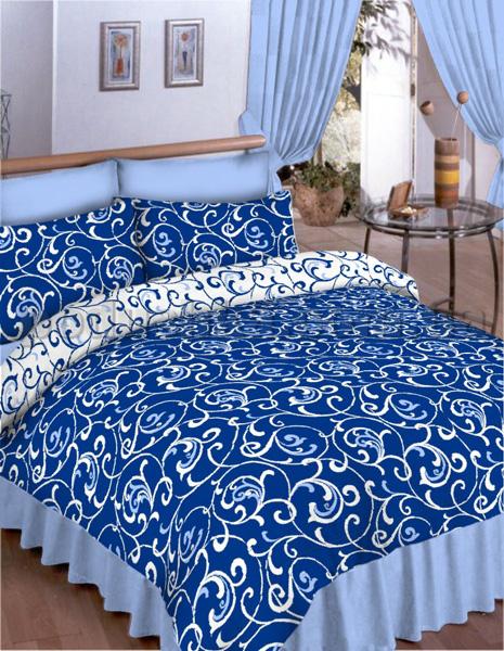 Постельное белье Вилюта 5400 синий