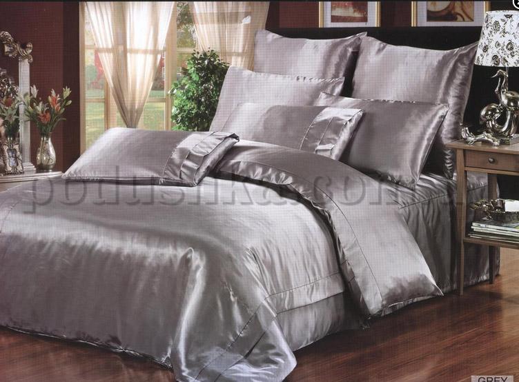 Постельное белье ARYA Gray