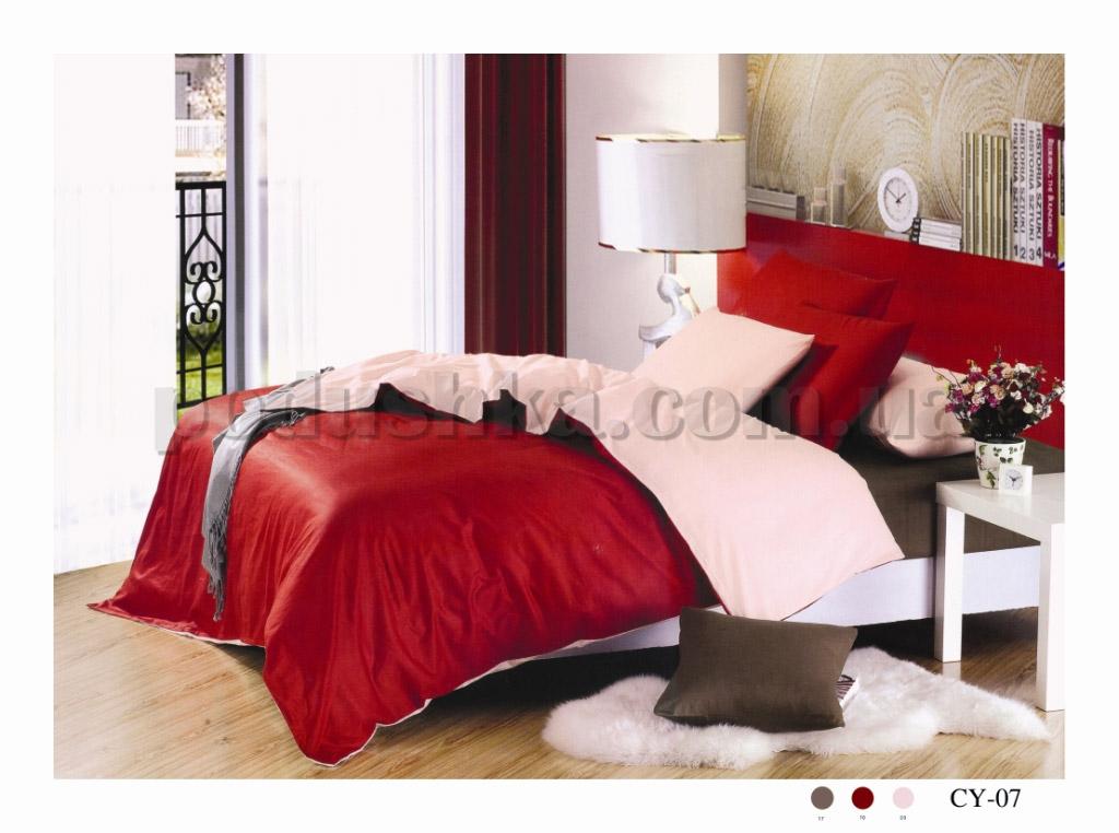 Постельное белье Arya CY-07 Двуспальный евро комплект  ARYA