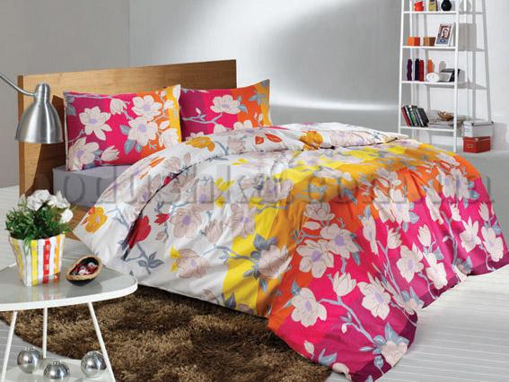 Постельное белье First choice Floral fusya