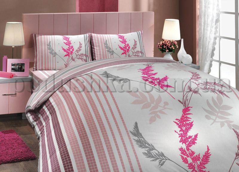 Постельное белье Hobby Christina розовый