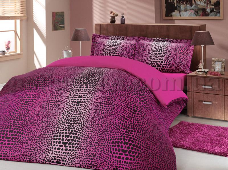Постельное белье Hobby Cobalt темно-розовый