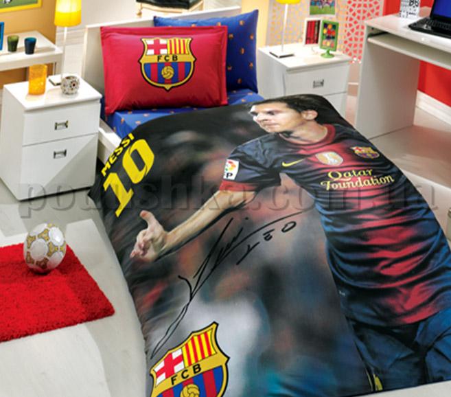 Постельное белье Hobby License Barcelona Messi