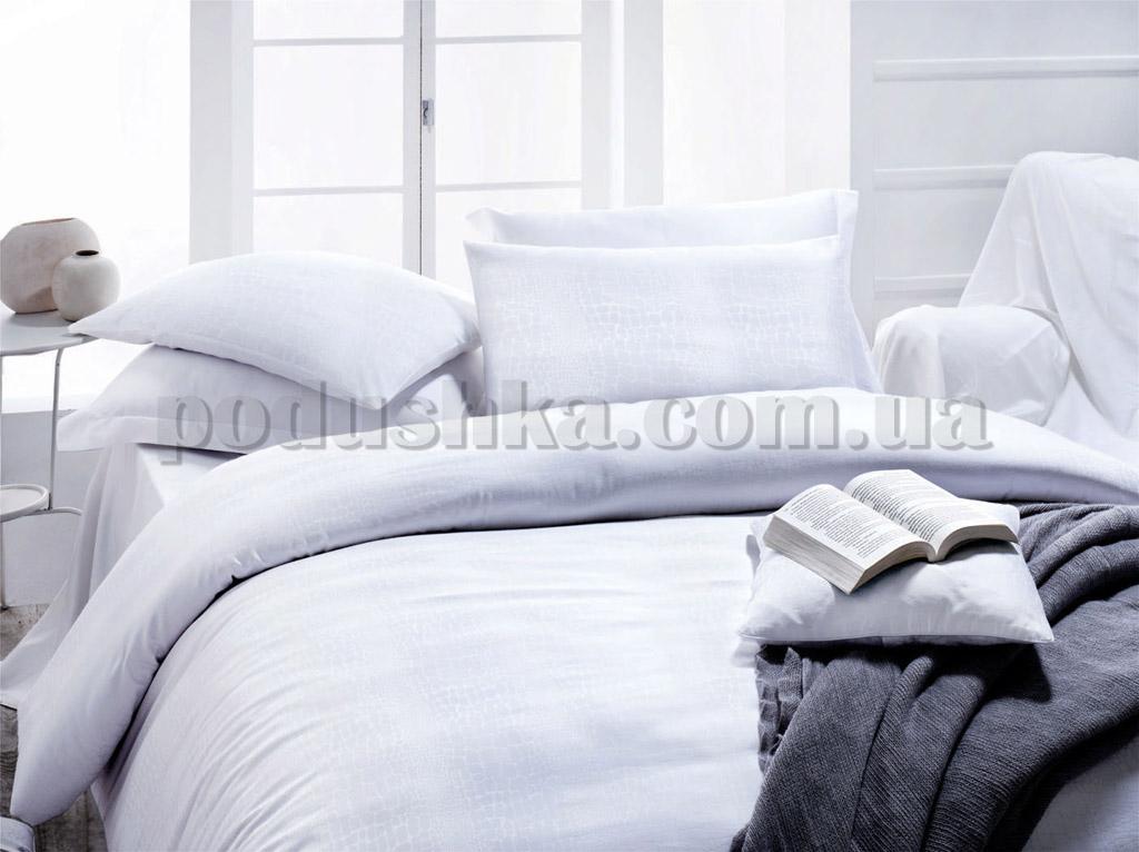 Постельное белье Issimo HARRISON WHITE