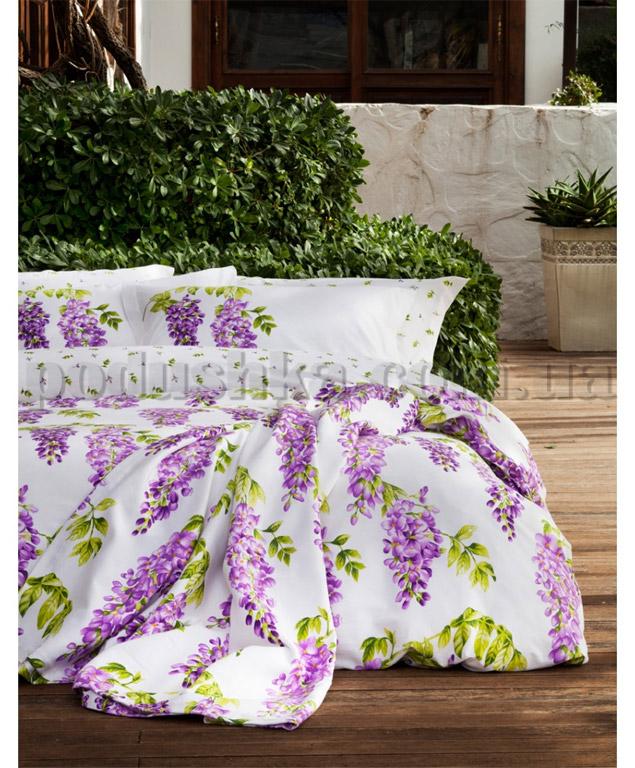 Постельное белье Karaca Bergamo фиолетовый