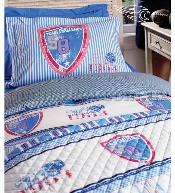 Постельное белье Karaca Boys голубой