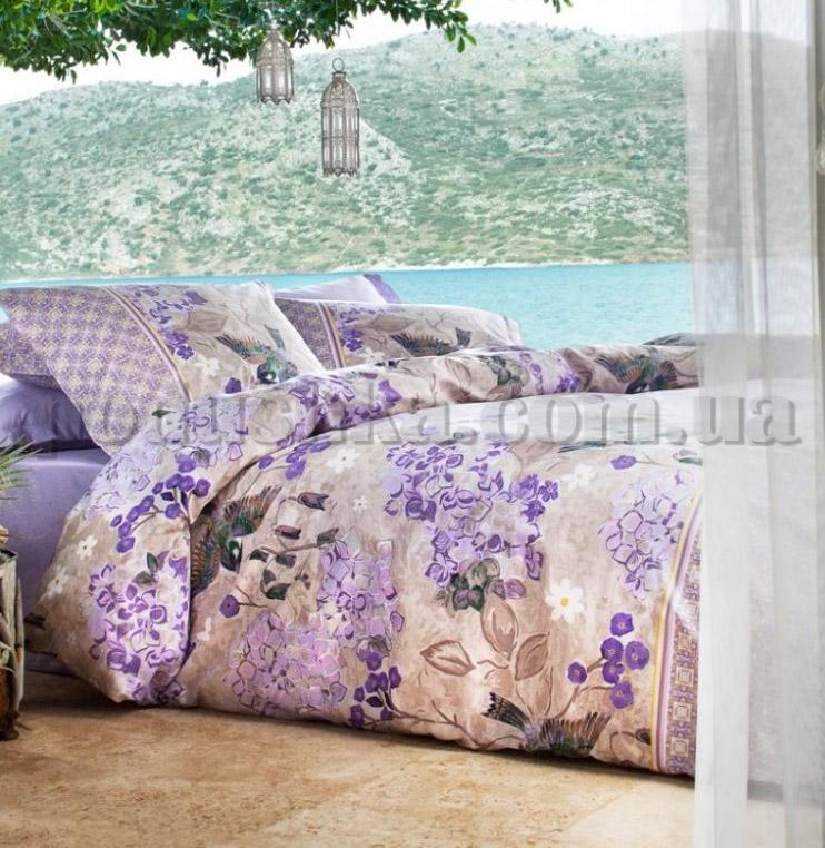 Постельное белье Karaca Sueno лиловый