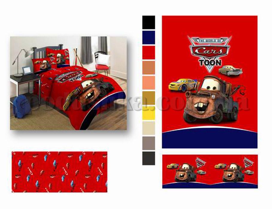 Постельное белье La Scala KI-065 Машинка
