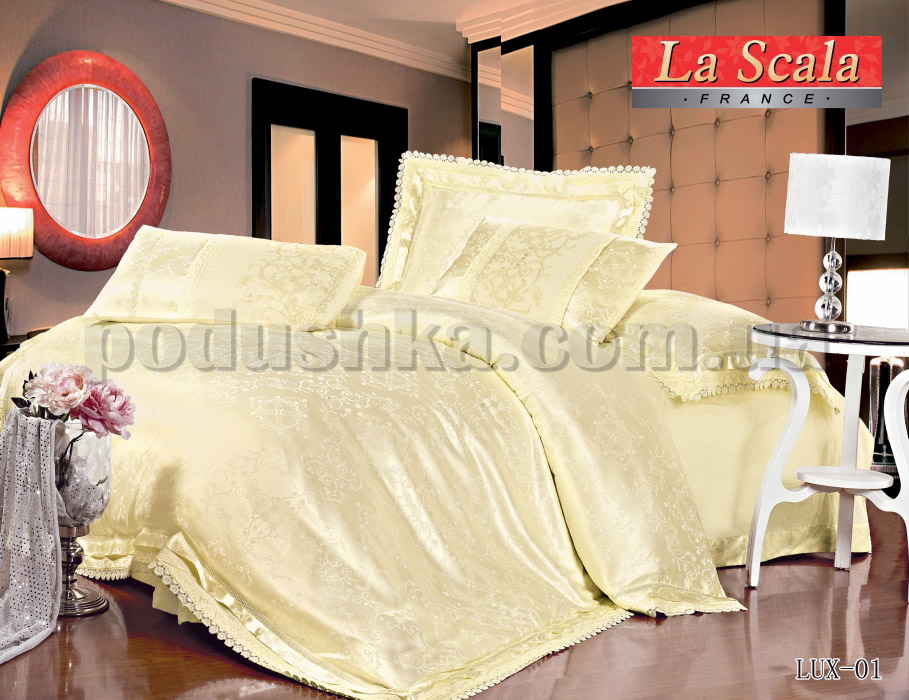 Постельное белье La Scala Lux-01