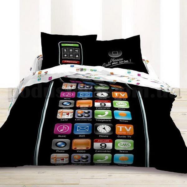 Постельное белье Le Vele Iphone Полуторный комплект  Le Vele