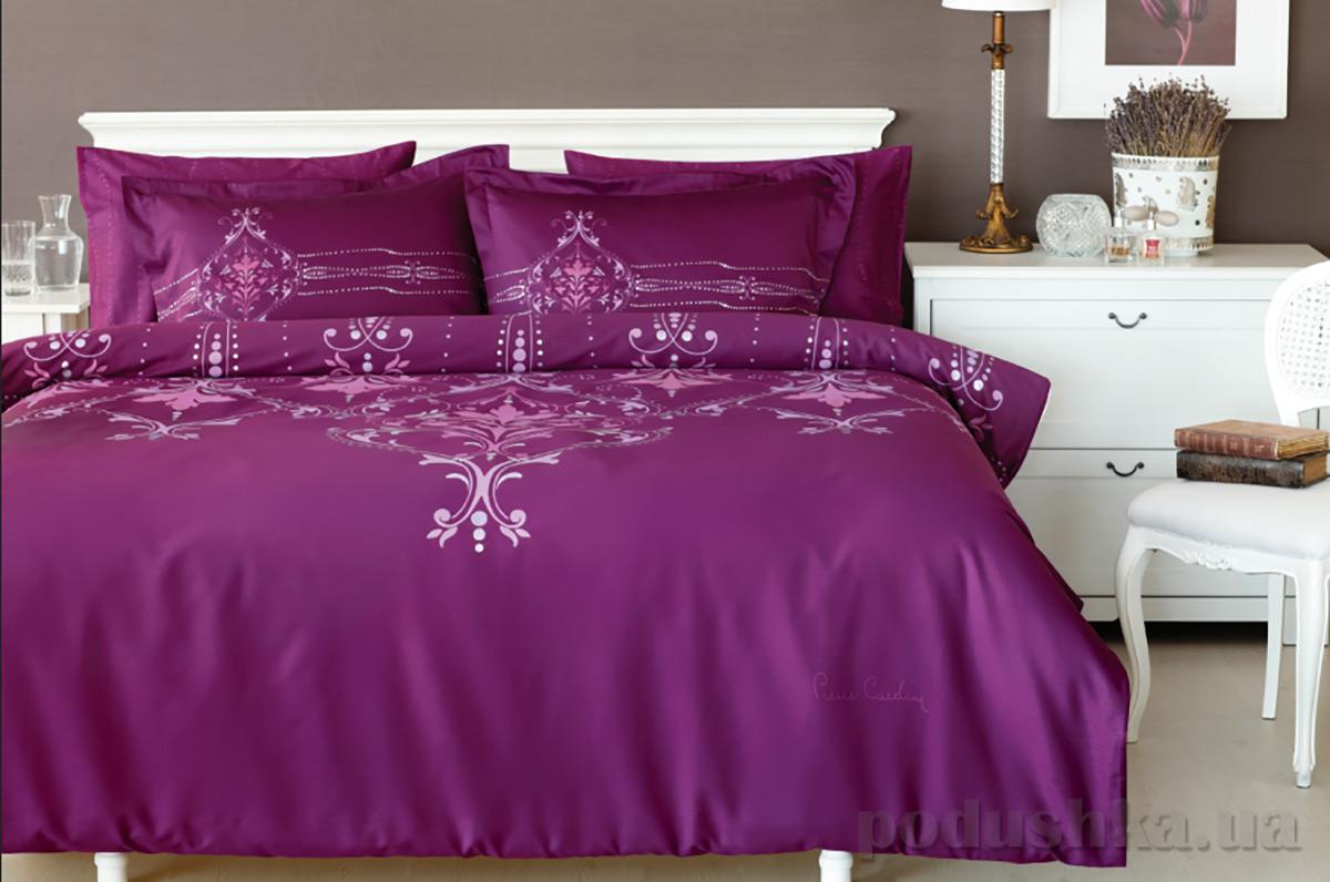Постельное белье PIERRE CARDIN Adora фиолетовый