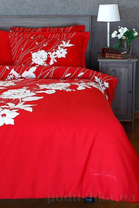 Постельное белье PIERRE CARDIN Enya красный