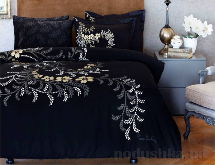 Постельное белье PIERRE CARDIN Feline черный