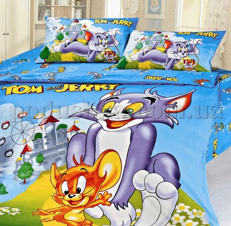 Постельное белье Кот и Мышка CH-011