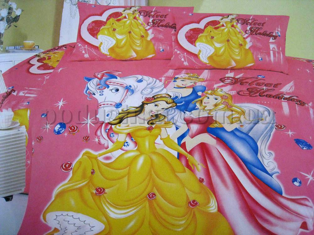 Постельное белье Word of dream KT023 Принцессы