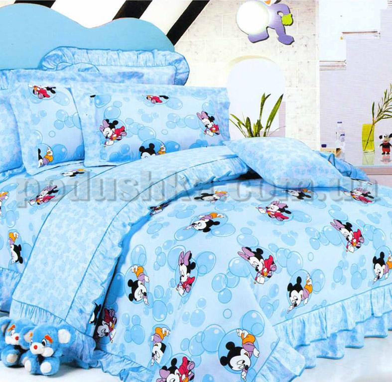 Постельное белье в детскую кроватку Love you CR-146