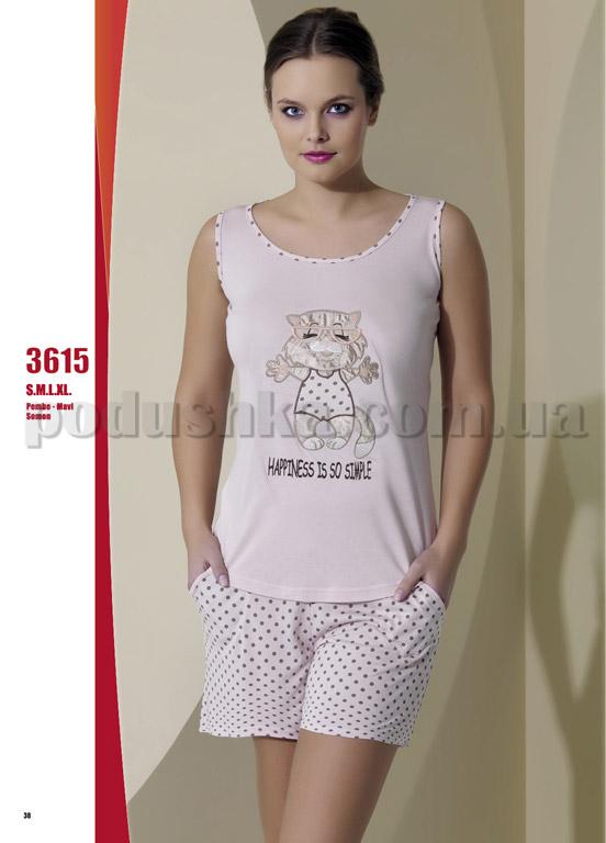 Комплект женский Mariposa 3615