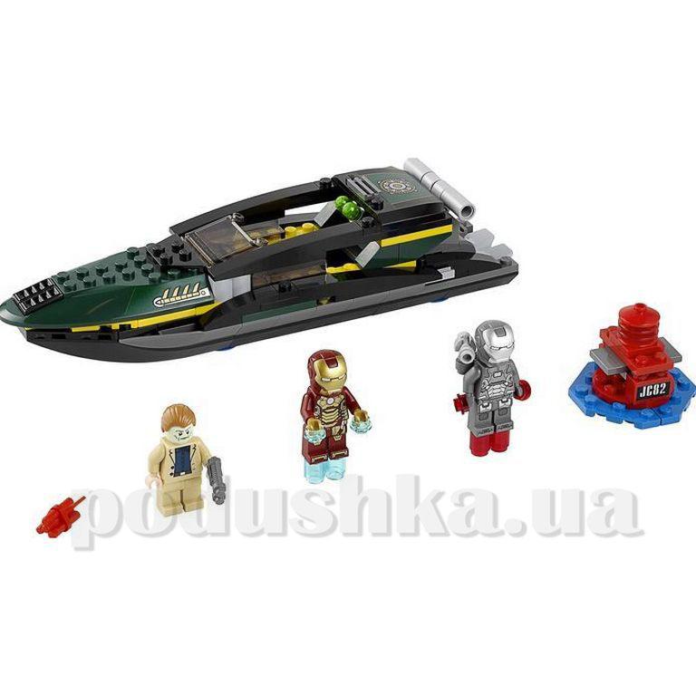 Конструктор Lego Битва в морском порту 76006
