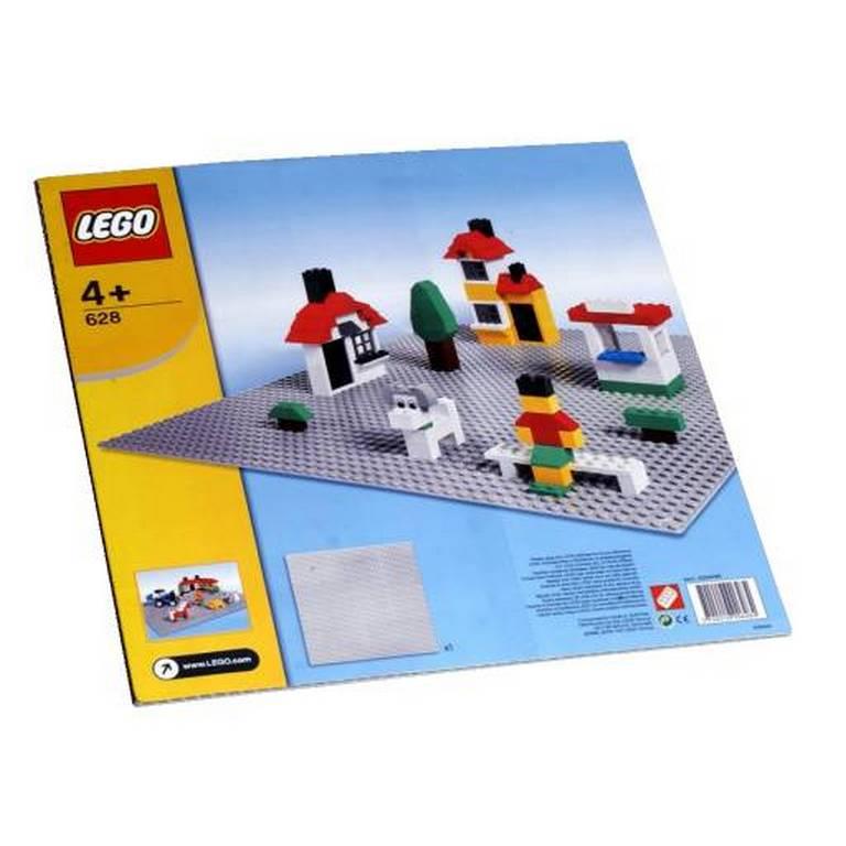 Конструктор Lego Большая Строительная Пластина lego-628