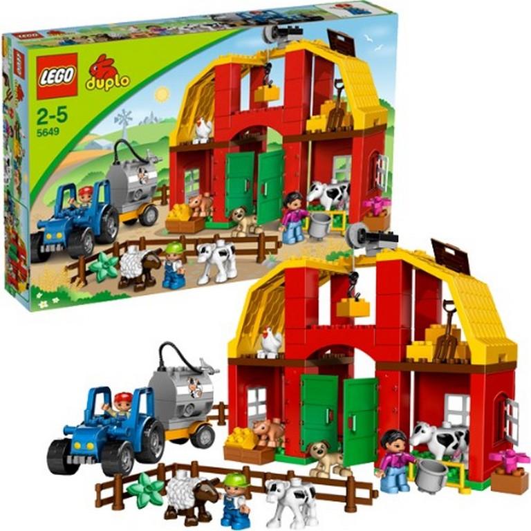 Конструктор Lego Большая ферма lego-5649
