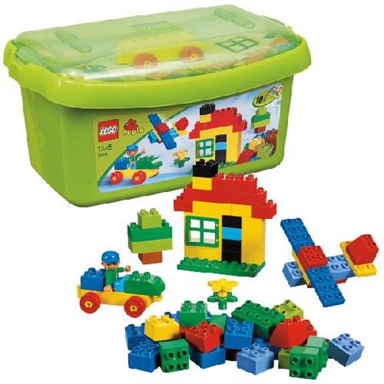Конструктор Lego Большой набор кубиков lego-5506