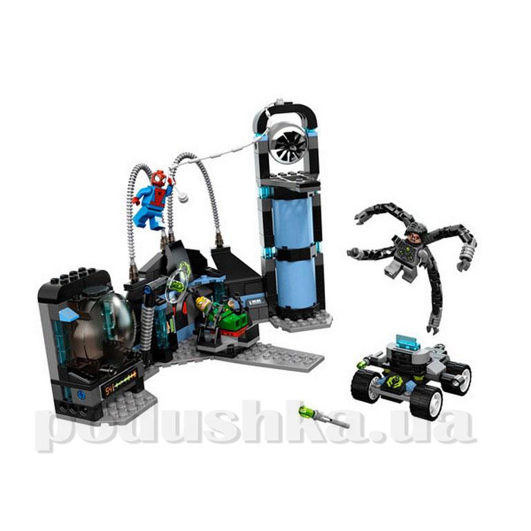 Конструктор Lego Человек-паук против Доктора Осьминога lego-6873