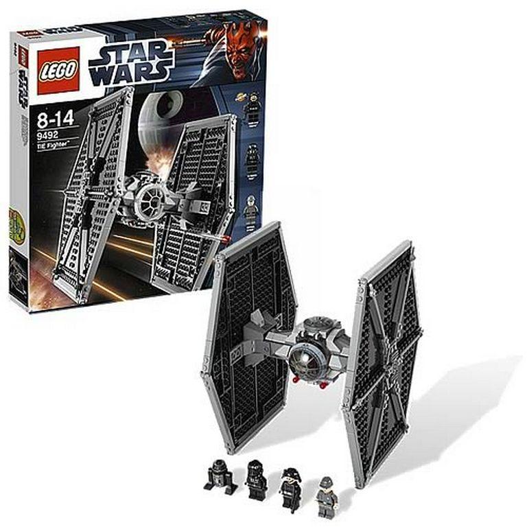 Конструктор Lego Ди Истребитель lego-9492