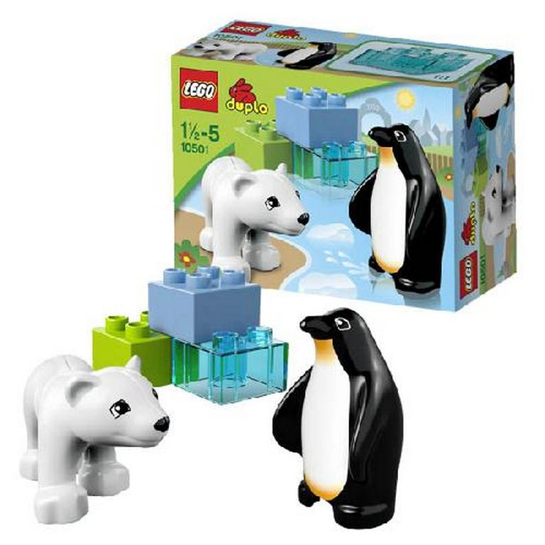 Конструктор Lego Друзья в зоопарке 10501