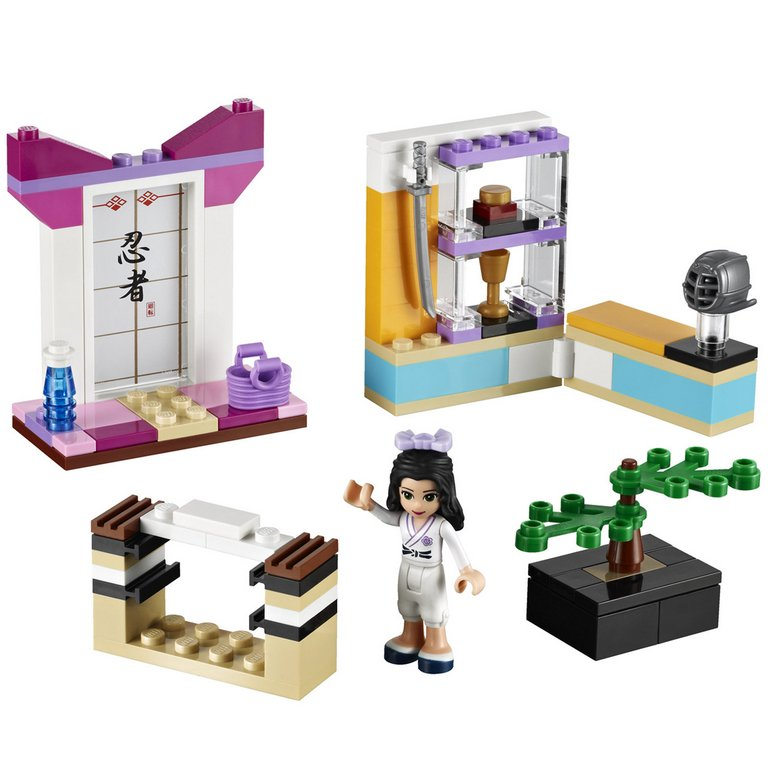 Конструктор Lego Эмма-каратистка 41002